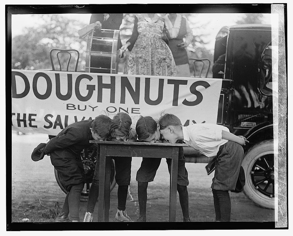 doughnutcontest_libraryofcongress