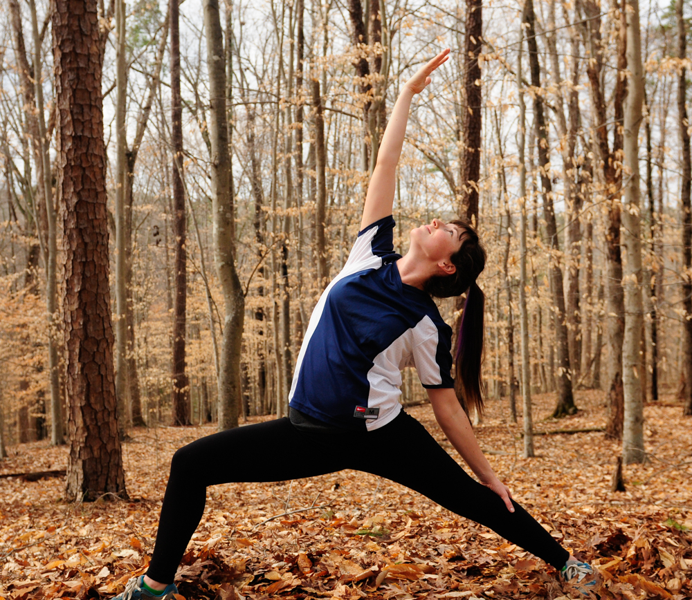 live seasoned woods warrior yoga poses-9