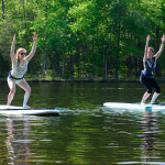 SUP – Stand Up Paddle-boarding