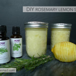Rosemary Body Scrubs