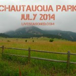 Colorado Hike : Chautauqua Park