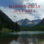 Colorado Hike : Maroon Bells