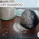 Dry Shampoo to the Rescue!