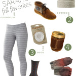 Sarah's Fall Favorites
