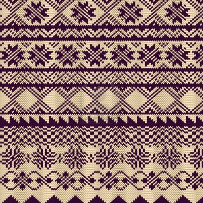 Fair-Isle-Knitting-Design-Idea