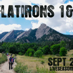 Colorado Hike: Flatirons 1 & 2