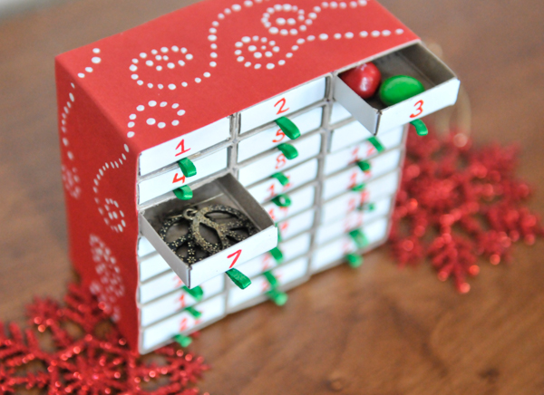 Diy advent calendar diy advent calendar solutioingenieria Gallery