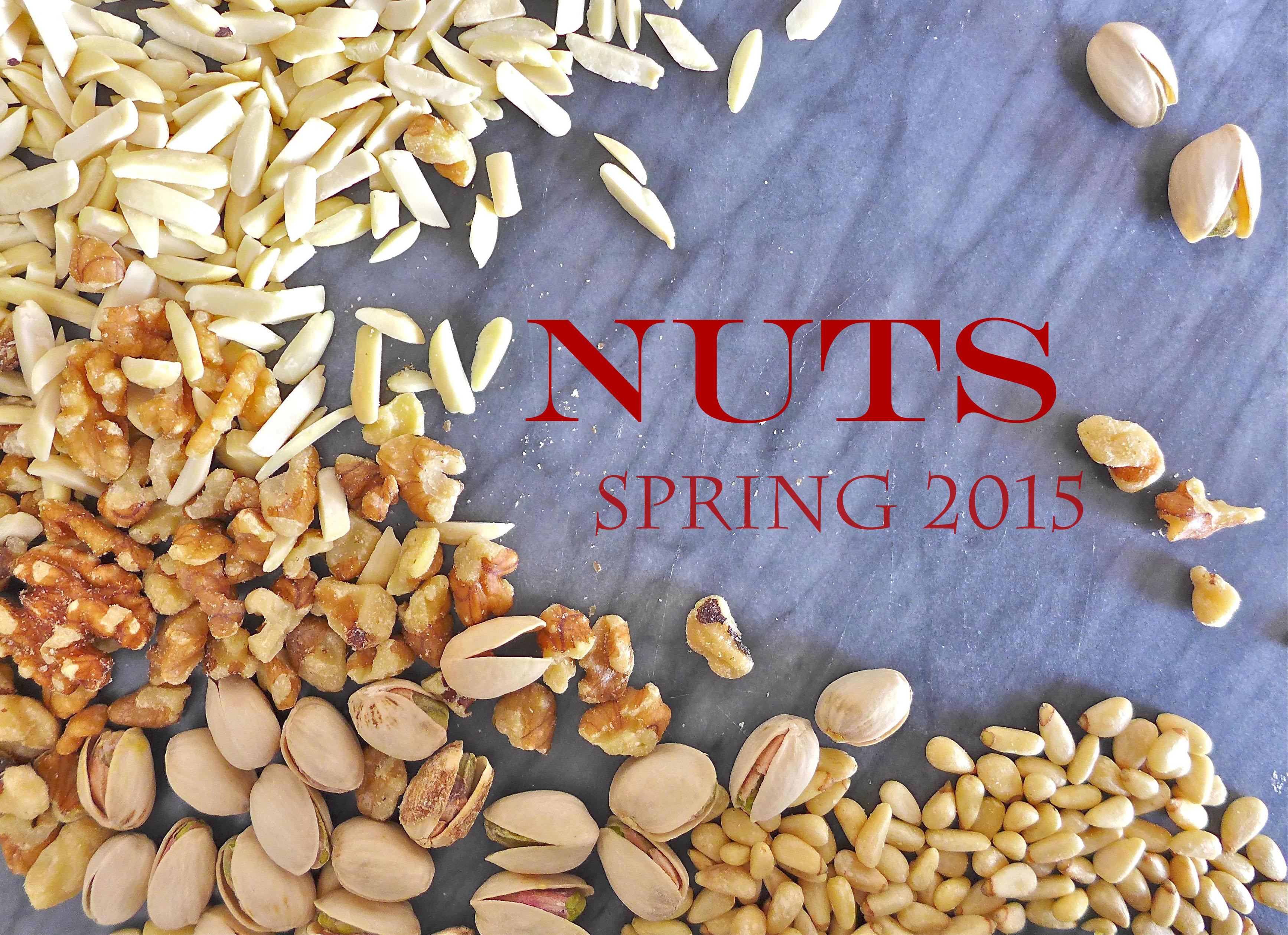 Spring 2015 : Nuts