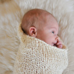 How To: Take a Newborn Portrait