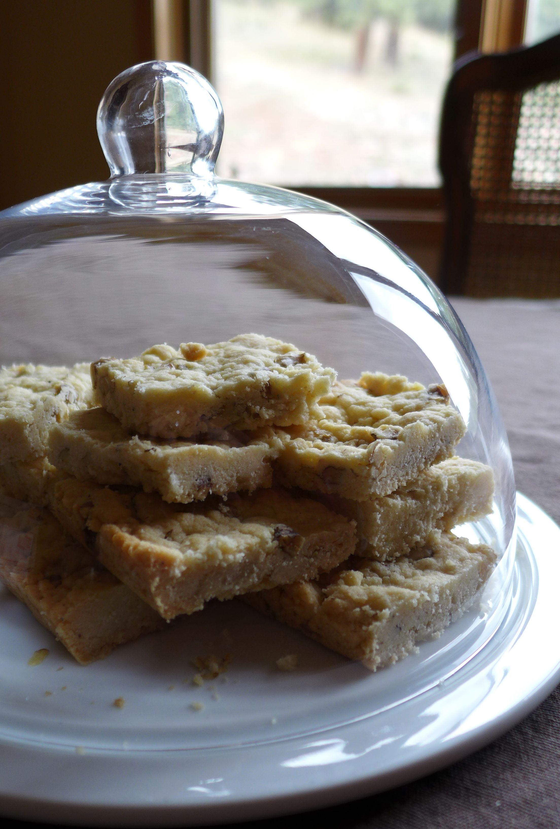 Black Walnut Shortbread Cookies Recipes — Dishmaps