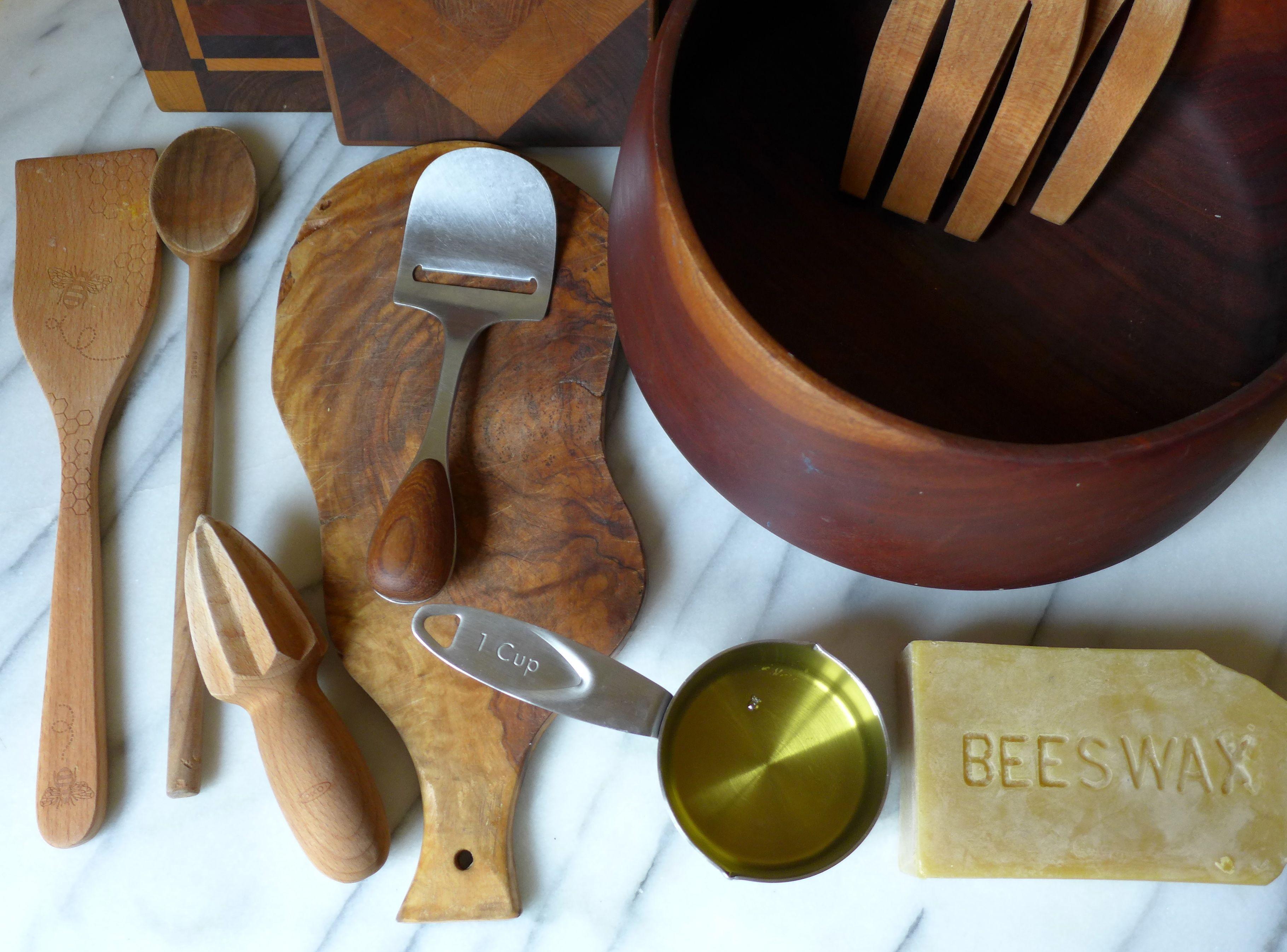 Walnut Oil Wood Balm