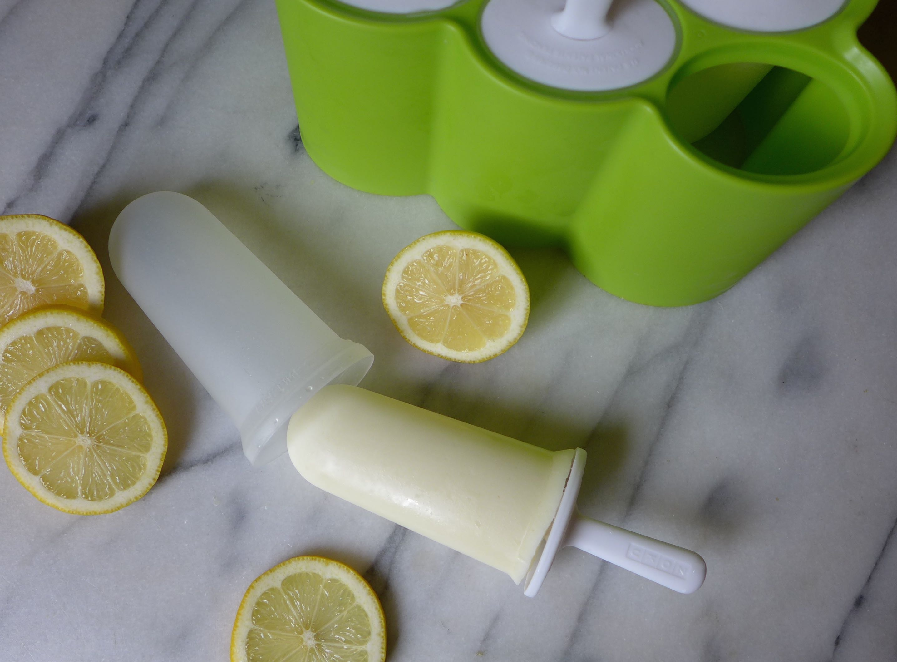 Lemon Cream Pops