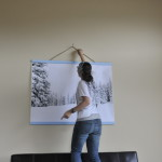 Cheap Oversized Photo Art