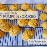 Cooking with Kids : Pumpkin Cookies