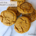 Cooking with Kids : Ginger Cookies