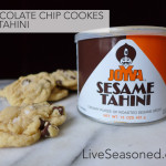 Chocolate Chip Cookies with Tahini