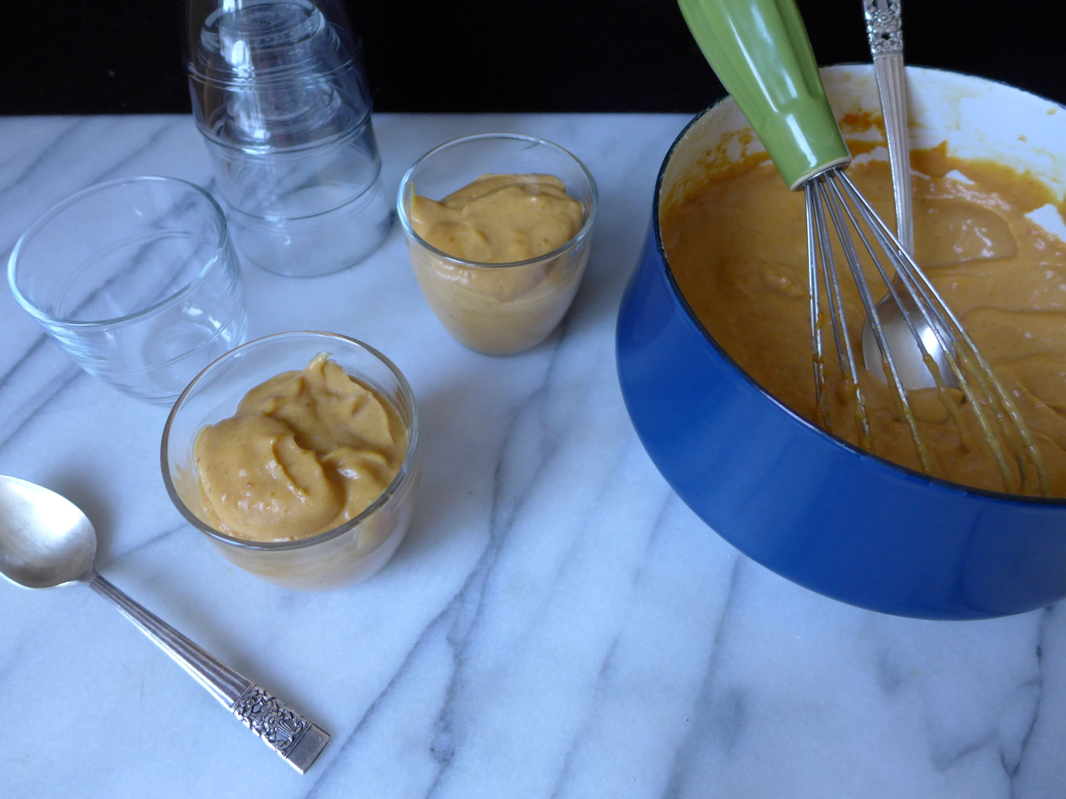 Pumpkin Pudding!