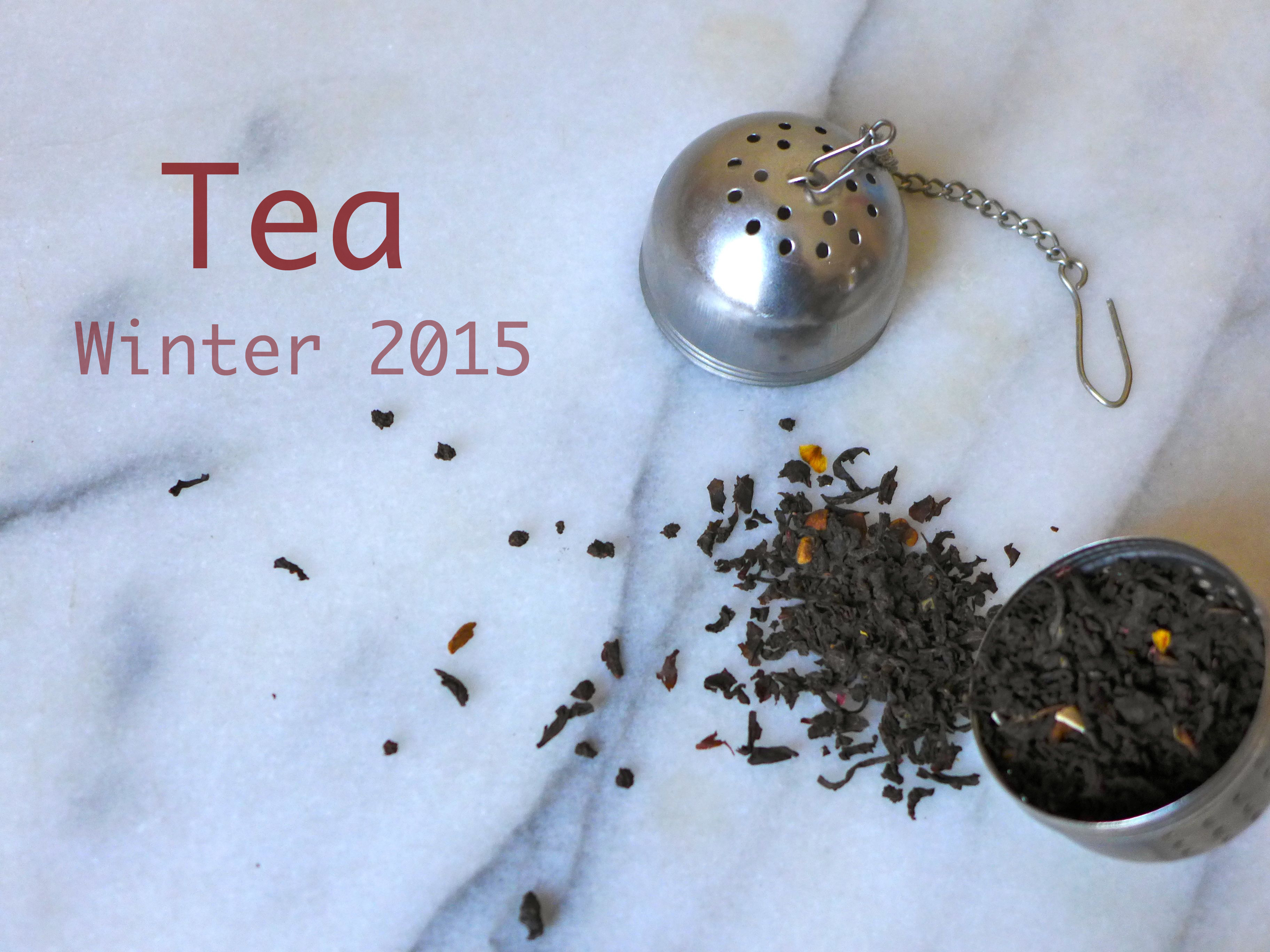 Winter 2015 : Tea