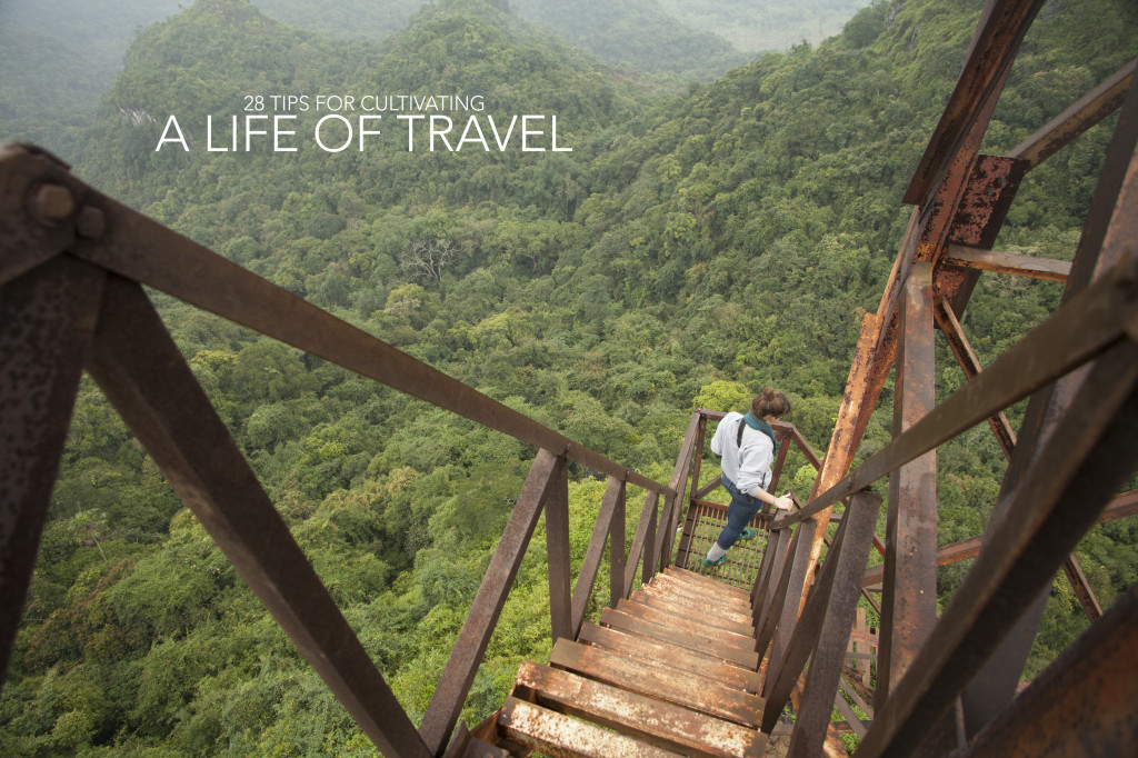 Live seasoned live a life of travel design