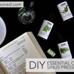 Invigorating Essential Oil Solution for Instant Sinus Pressure Relief