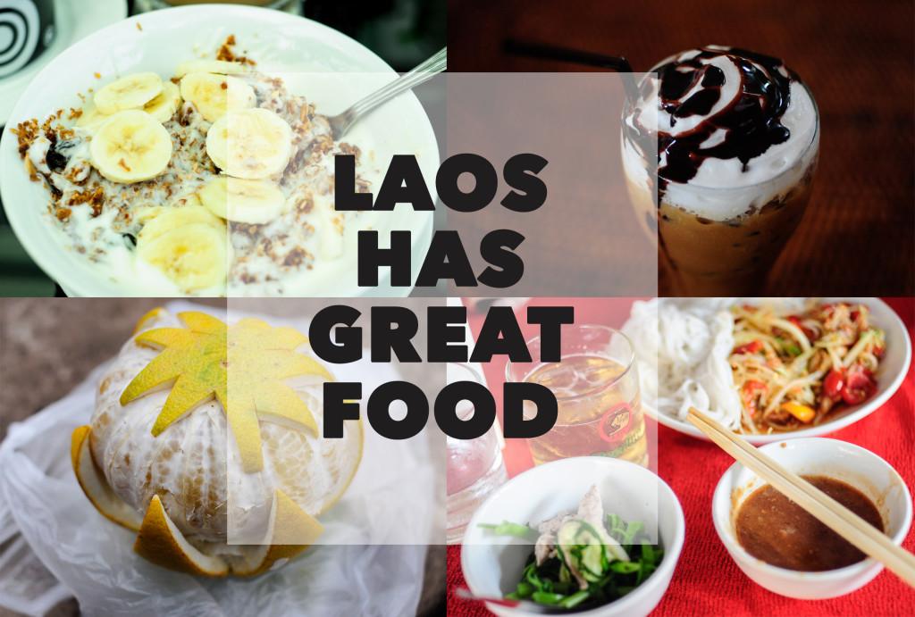 live seasoned spring 15 laos has great food