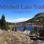 Mitchell Lake Trail