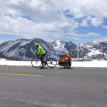 Biking in Rocky Mountain National Park