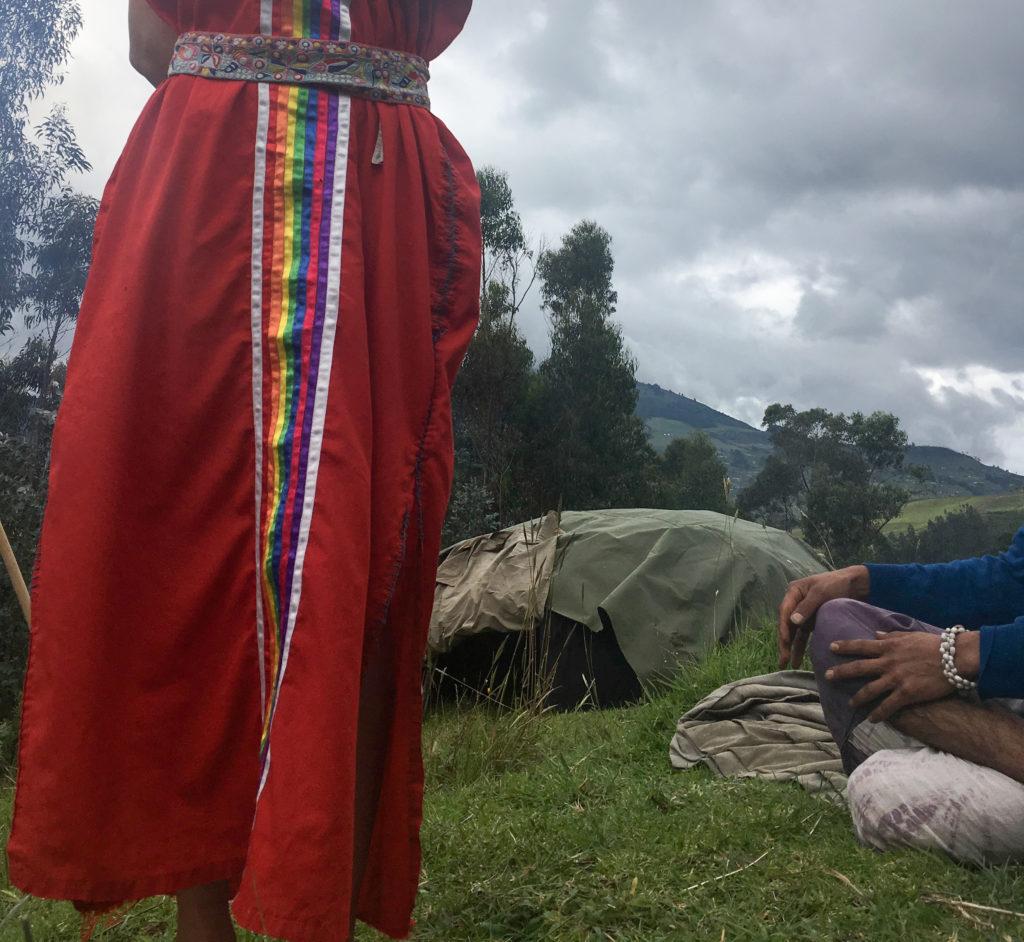 live seasoned ecuador sweat lodge-4