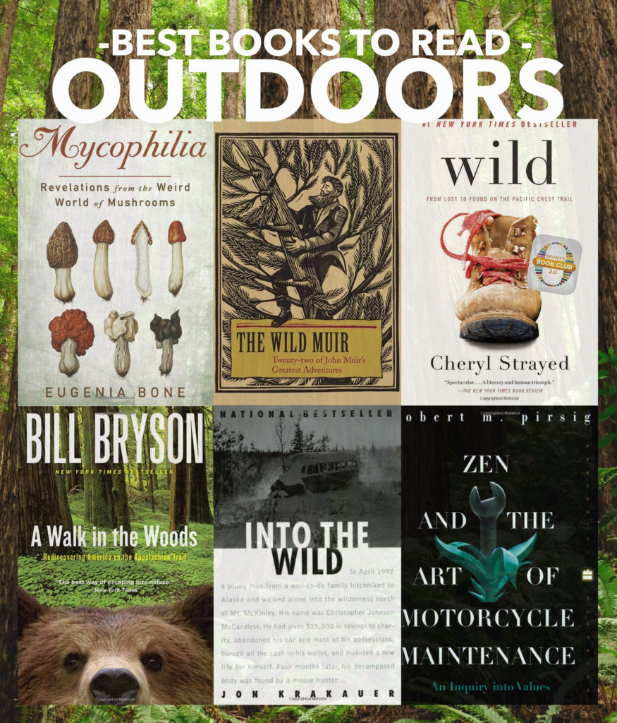 live seasoned outdoor reads