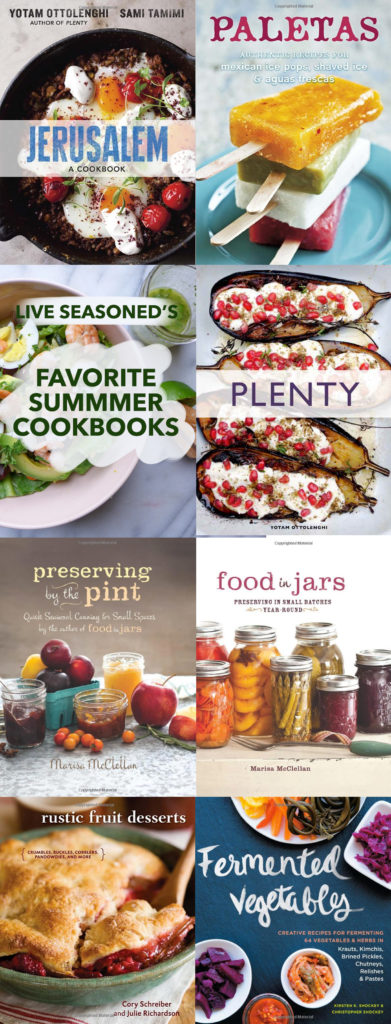 Live seasoned favoriteCOOKBOOKS