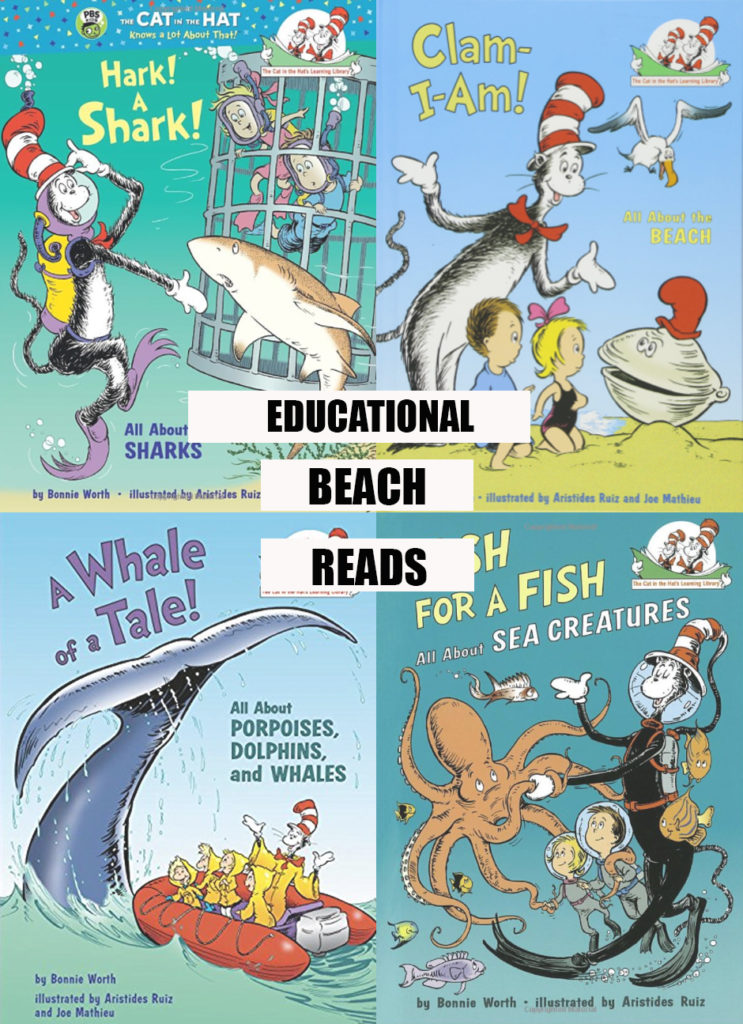 live seasoned beach reads