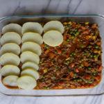 Moroccan Spiced Shepherd's Pie