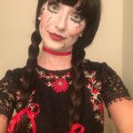 Halloween Costume Idea : Broken Doll