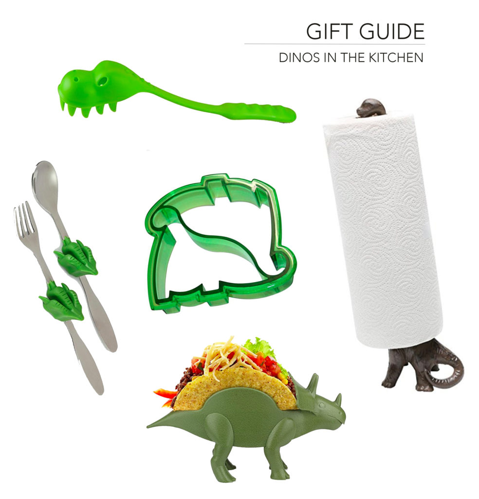 LIVE SEASONED dino gift guide