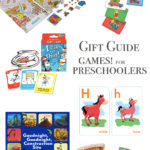 Gift Guide : Games for Preschoolers